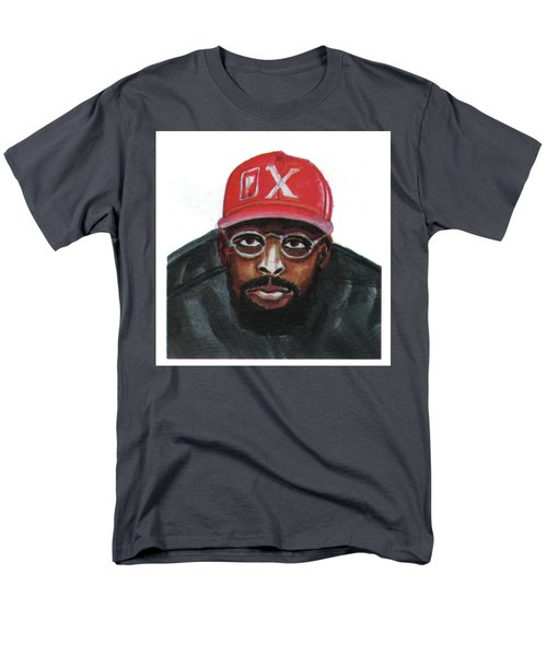 Spike Lee Men's T-Shirt  (Regular Fit) by Emmanuel Baliyanga