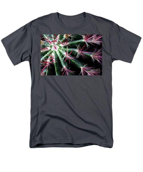 Spikes Men's T-Shirt  (Regular Fit) by Ana Mireles
