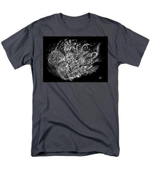 Spindrift Men's T-Shirt  (Regular Fit) by Charles Cater
