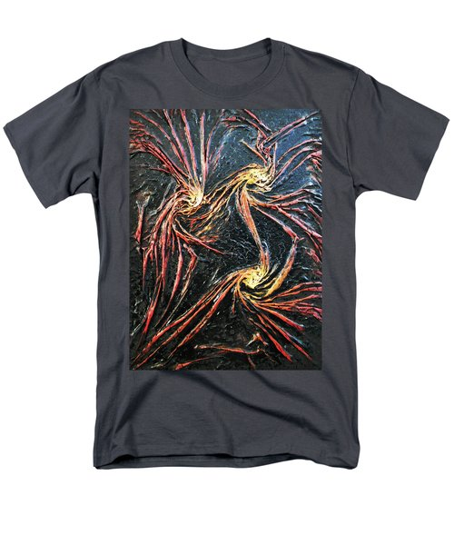 Spinning Men's T-Shirt  (Regular Fit)