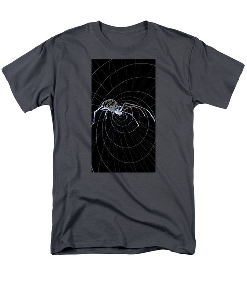 Spirit Animal . Spider Men's T-Shirt  (Regular Fit) by John Jr Gholson