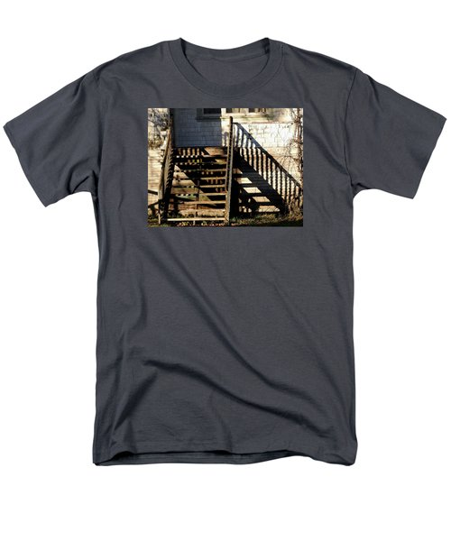 Spirit Stairs Men's T-Shirt  (Regular Fit) by Brian Chase