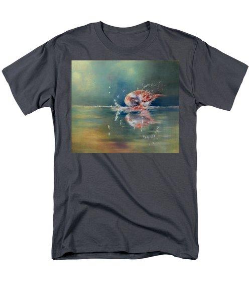Splash Men's T-Shirt  (Regular Fit) by Ceci Watson