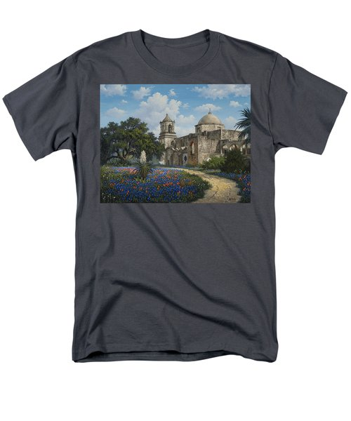 Spring At San Jose Men's T-Shirt  (Regular Fit) by Kyle Wood