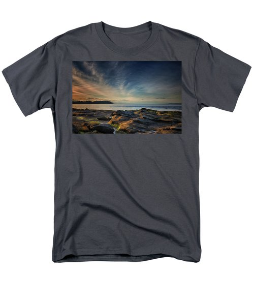 Spring Evening At Madrona Men's T-Shirt  (Regular Fit) by Randy Hall