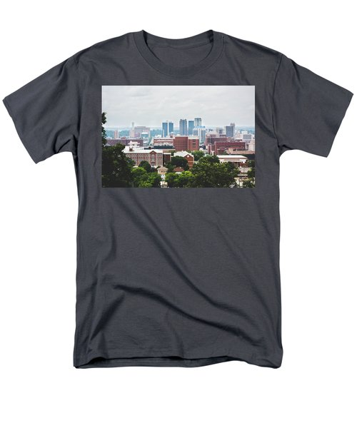 Men's T-Shirt  (Regular Fit) featuring the photograph Spring In The Magic City - Birmingham by Shelby Young