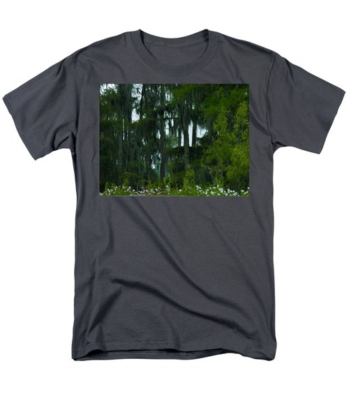 Spring In The Swamp Men's T-Shirt  (Regular Fit) by Kimo Fernandez