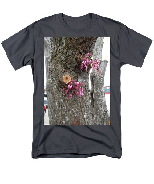 Spring Will Not Be Denied Men's T-Shirt  (Regular Fit) by Marie Neder