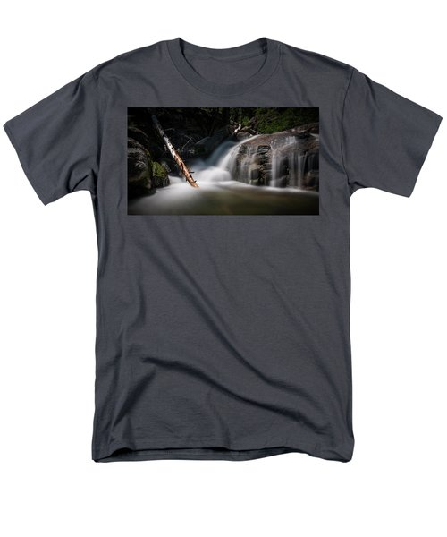 Men's T-Shirt  (Regular Fit) featuring the photograph Squaw Creek by Sean Foster
