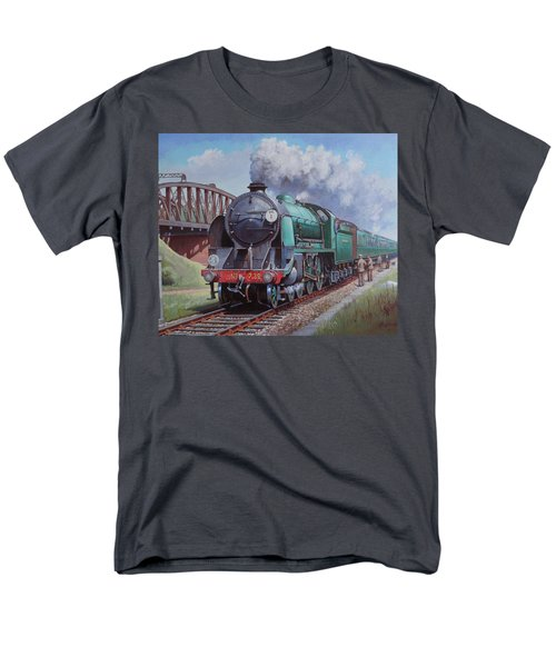 Sr King Arthur Class. Men's T-Shirt  (Regular Fit) by Mike  Jeffries