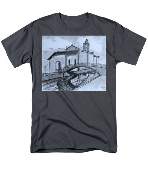 St. Jules Cathedral  Men's T-Shirt  (Regular Fit)