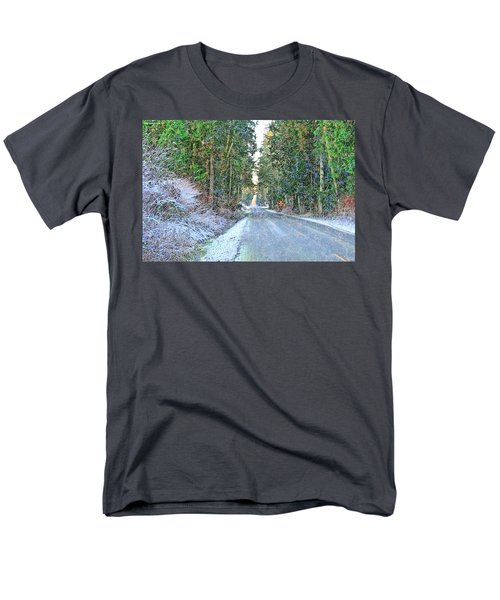 Starbird Road Men's T-Shirt  (Regular Fit) by Tobeimean Peter