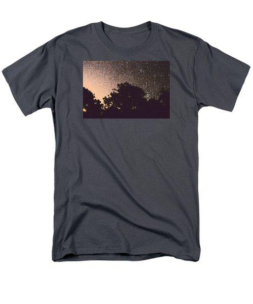 Men's T-Shirt  (Regular Fit) featuring the photograph Stars Of La Vernia by Carolina Liechtenstein