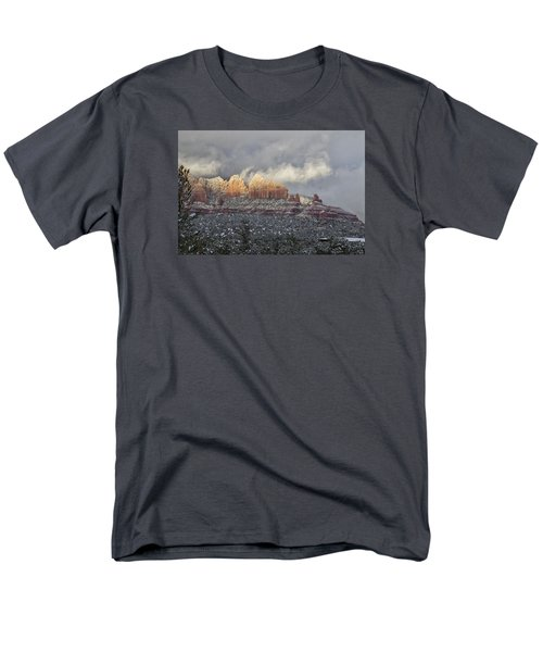 Men's T-Shirt  (Regular Fit) featuring the photograph Steamboat by Tom Kelly