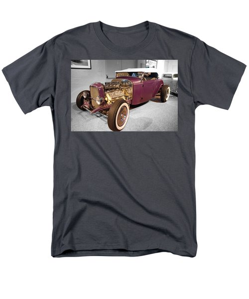 Steele Roadster Men's T-Shirt  (Regular Fit) by John Schneider