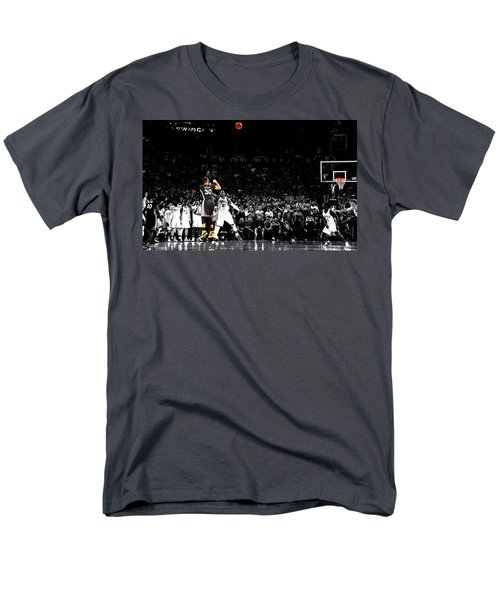 Steph Curry Its Good Men's T-Shirt  (Regular Fit) by Brian Reaves