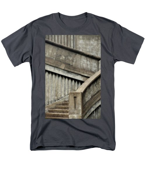 Steps Two Men's T-Shirt  (Regular Fit) by Newel Hunter