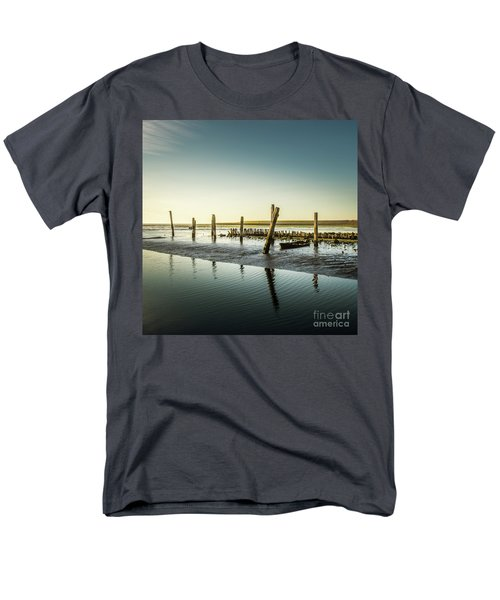 Men's T-Shirt  (Regular Fit) featuring the photograph Still Standing by Hannes Cmarits