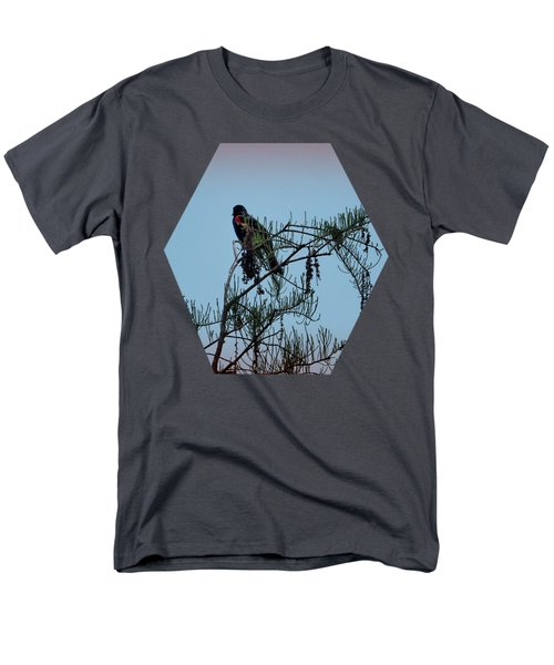 Men's T-Shirt  (Regular Fit) featuring the photograph Stillness by Jim Hill