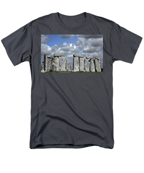 Stonehenge Men's T-Shirt  (Regular Fit) by Elvira Butler