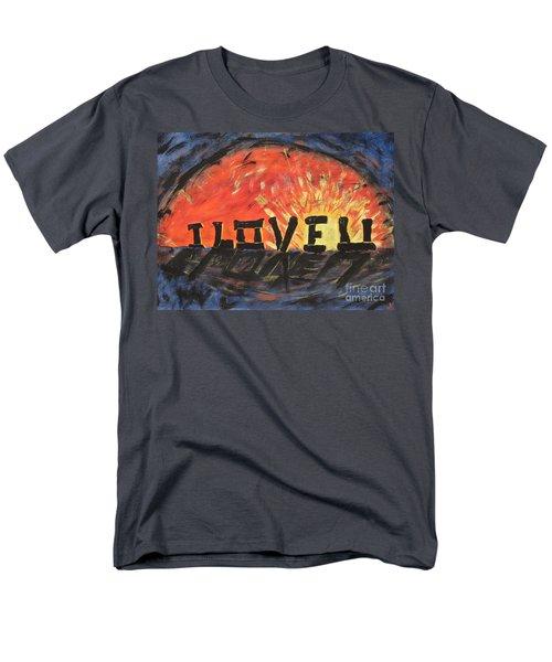 Stonehenge Sunrise Men's T-Shirt  (Regular Fit)