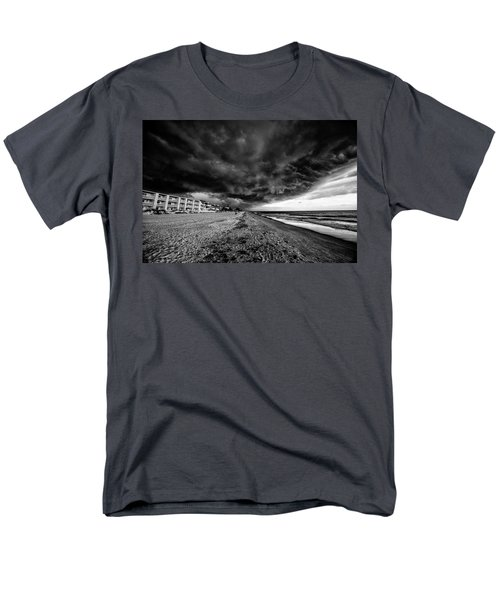 Storm Brewing Men's T-Shirt  (Regular Fit) by Kevin Cable