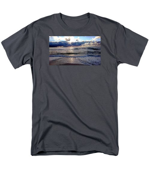 Storm Clouds 2 Men's T-Shirt  (Regular Fit) by Vicky Tarcau