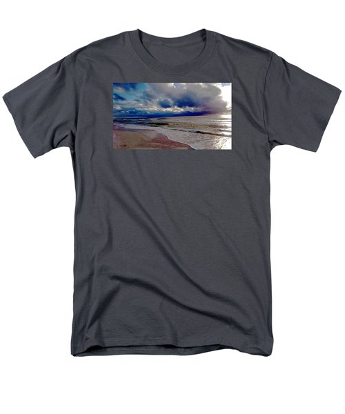 Storm Clouds Men's T-Shirt  (Regular Fit) by Vicky Tarcau