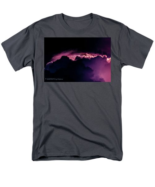 Storms Acomin' Men's T-Shirt  (Regular Fit) by Stefanie Silva
