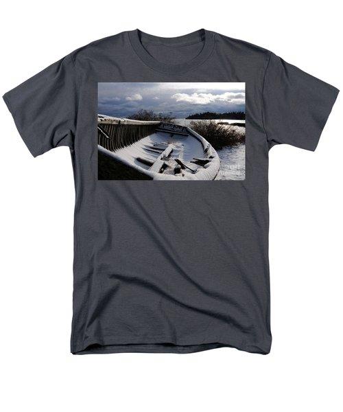 Stormy Weather Men's T-Shirt  (Regular Fit) by Sandra Updyke