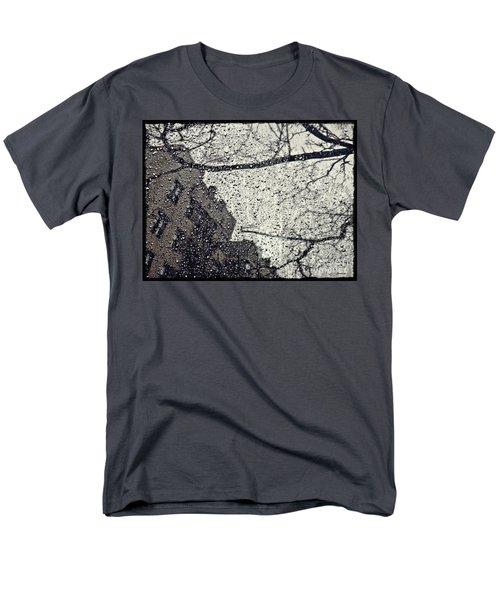 Stormy Weather Men's T-Shirt  (Regular Fit) by Sarah Loft