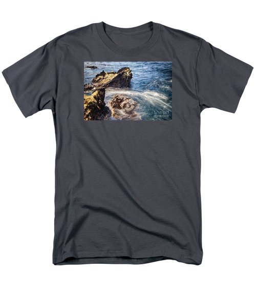 Men's T-Shirt  (Regular Fit) featuring the photograph Stream by Tad Kanazaki