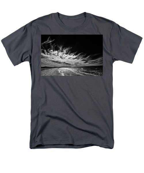 Streaming Clouds Men's T-Shirt  (Regular Fit) by Kevin Cable