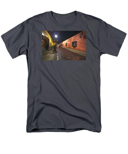 Streets Of St Augustine Men's T-Shirt  (Regular Fit) by Robert Och