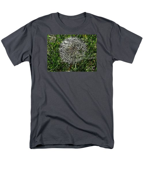 String Theory Dandelion Men's T-Shirt  (Regular Fit) by Craig Walters