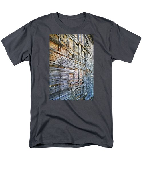 Strips Men's T-Shirt  (Regular Fit) by Steve Sperry