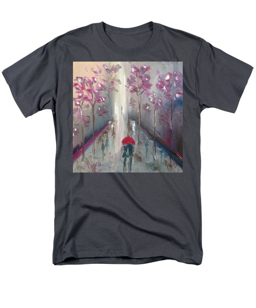 Strolling Men's T-Shirt  (Regular Fit) by Roxy Rich