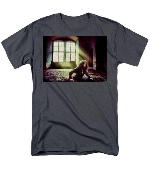 Stuck Men's T-Shirt  (Regular Fit) by Gun Legler