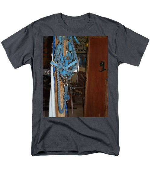 Stuff In The Barn Men's T-Shirt  (Regular Fit) by Roena King