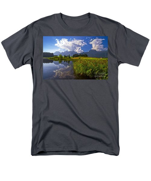 Summer Day Men's T-Shirt  (Regular Fit) by Sabine Jacobs