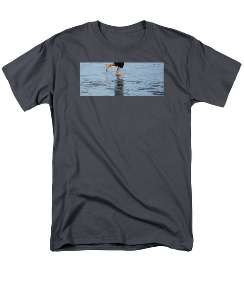 Men's T-Shirt  (Regular Fit) featuring the photograph Summer Feet   #2 by Margie Avellino