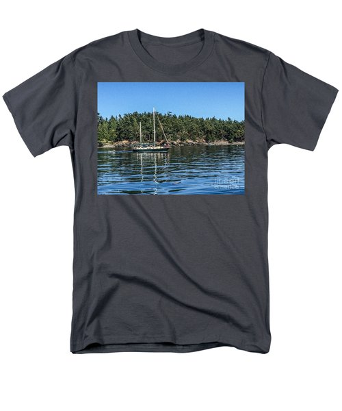 Men's T-Shirt  (Regular Fit) featuring the photograph Summer In The San Juan's by William Wyckoff