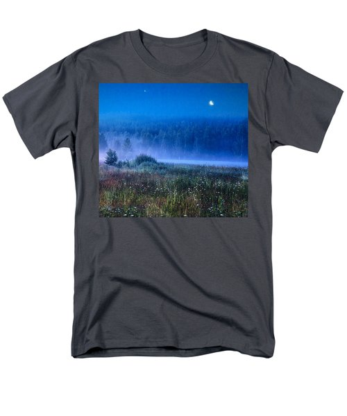 Summer Night Men's T-Shirt  (Regular Fit) by Vladimir Kholostykh