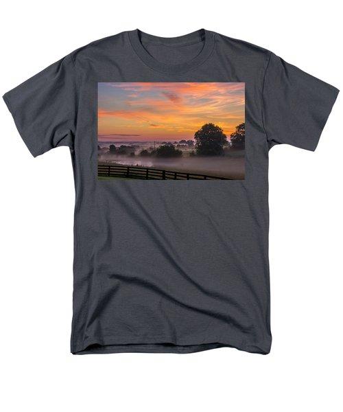 Summer Sunrise Men's T-Shirt  (Regular Fit)