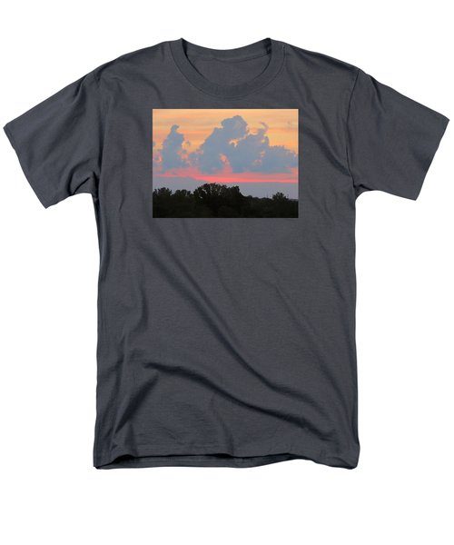 Summer Sunset In Missouri Men's T-Shirt  (Regular Fit) by Robin Regan