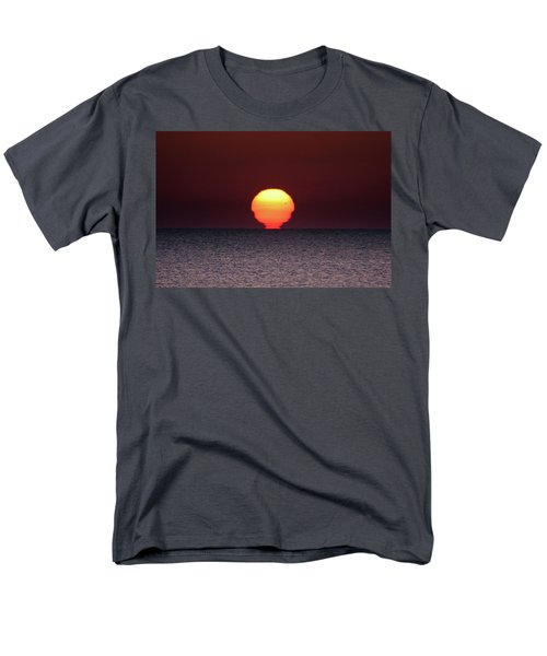 Men's T-Shirt  (Regular Fit) featuring the photograph Sun by Bruno Spagnolo
