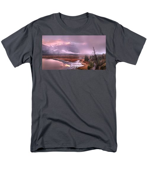 Sun Dance Men's T-Shirt  (Regular Fit) by John Poon