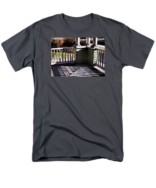 Men's T-Shirt  (Regular Fit) featuring the photograph Sun Writ by Betsy Zimmerli