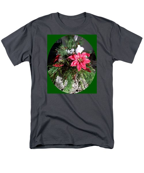 Sunlit Centerpiece Men's T-Shirt  (Regular Fit)