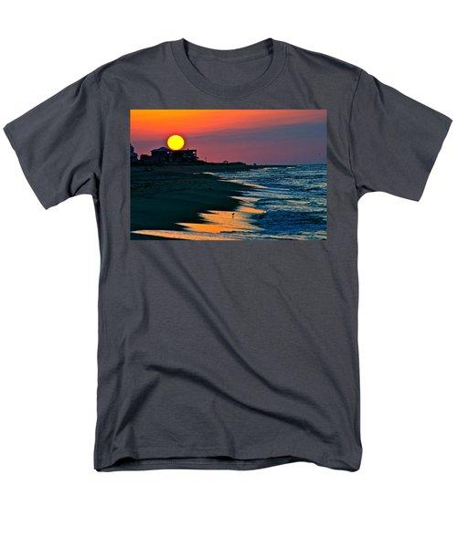 Sunrise At St. George Island Florida Men's T-Shirt  (Regular Fit)